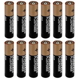 Baterie Duracell Plus