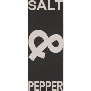 koberec Tkaný na Plocho Pepper & salt