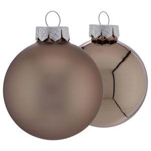 koule na Vánoční stromek Tina, 12-Dílná sada