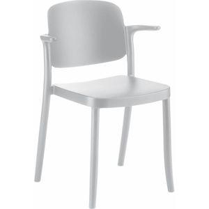 Plastová Židle Plaza Bílá