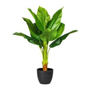 Umělá Rostlina Bananenblatt Ii