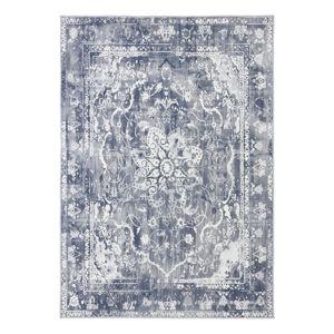 Všívaný koberec samira 1, 120/170cm, Šedá