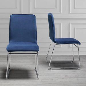 Židle Vinzenz Modrá